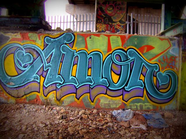 Graffitis de Amor Chidos | Arte con Graffiti