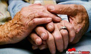 Imágenes de abuelos enamorados