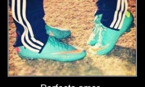 Imágenes de amor por el fútbol