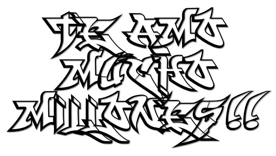 Graffitis De Amor Para Dibujar Arte Con Graffiti