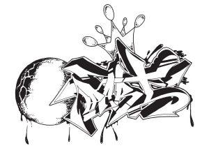 graffitis de amor para dibujar5