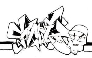 graffitis de amor para dibujar7