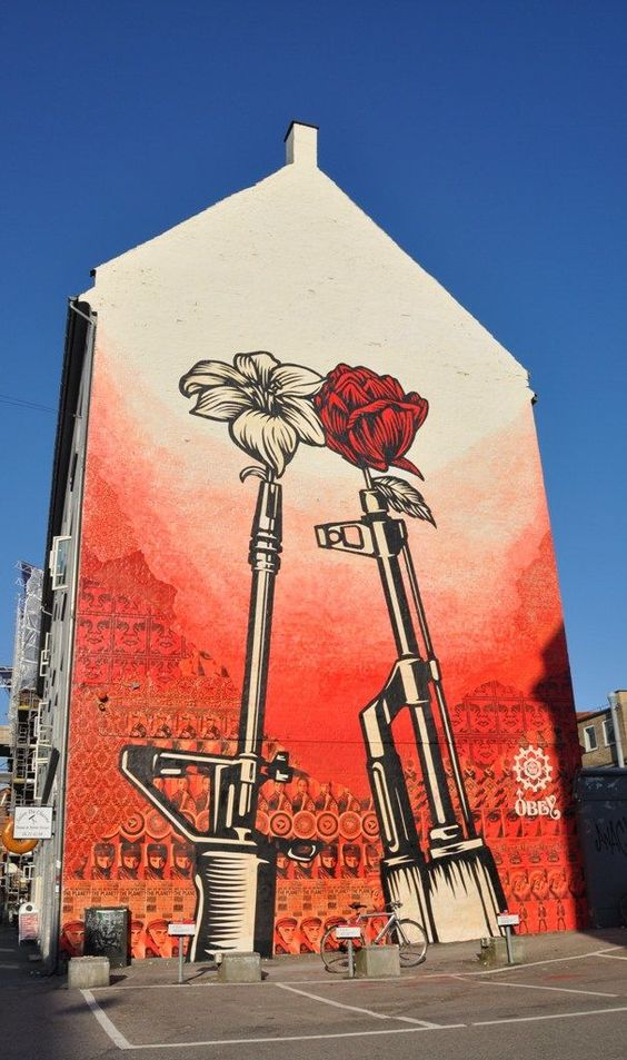 Graffitis-de-Rosas-Bonitos