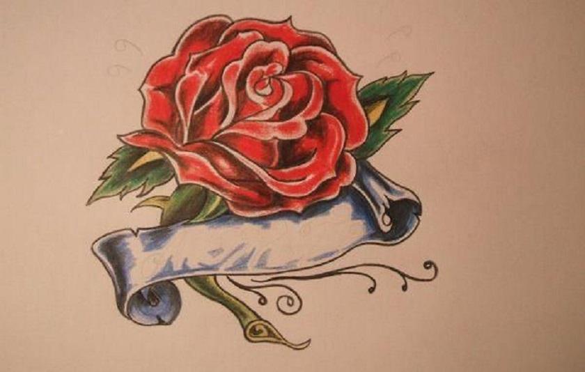 graffitis de rosas arte con graffiti