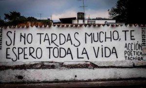 Graffitis de Amor – Frases de Acción Poética