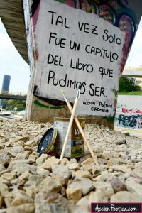 graffitis de amor frases - tal vez