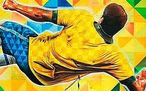 Graffitis de Fútbol