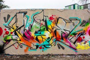 graffitis de love - arte urbano