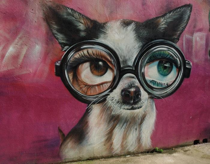 graffitis de ojos11