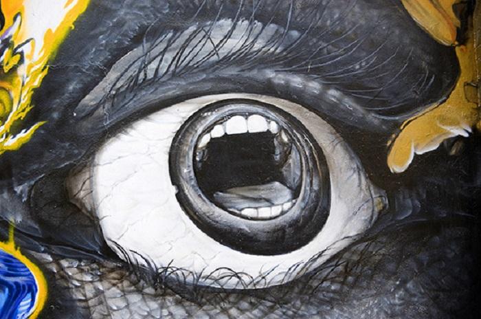 graffitis de ojos12