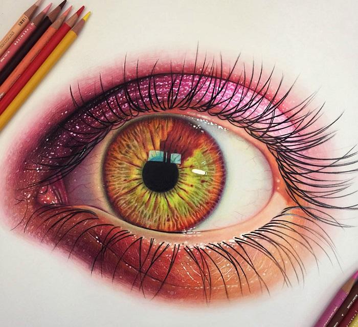 graffitis de ojos2