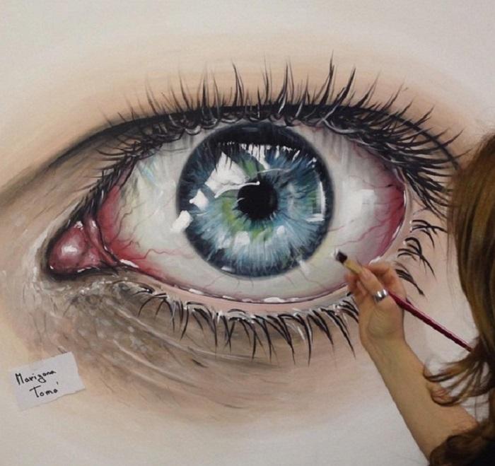 graffitis de ojos3