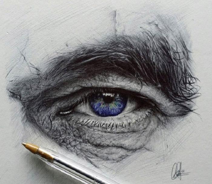 graffitis de ojos6