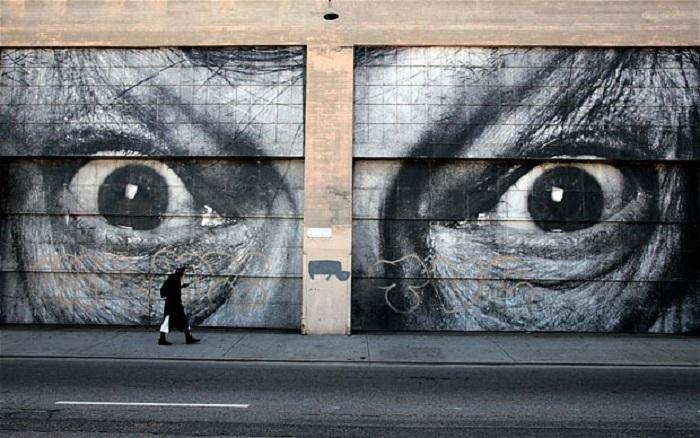 graffitis de ojos7
