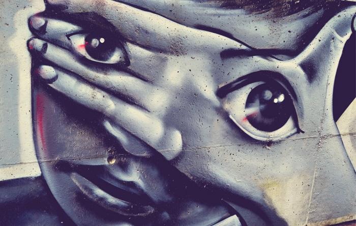 graffitis de ojos9