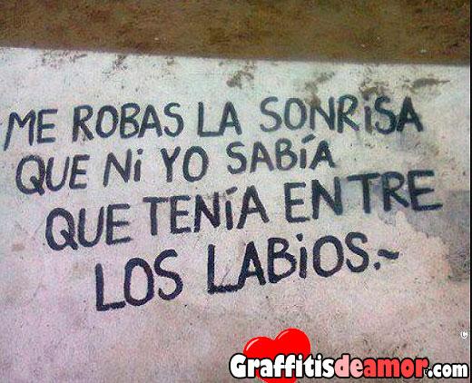Graffitis Con Frases Motivadoras Graffitis De Amor