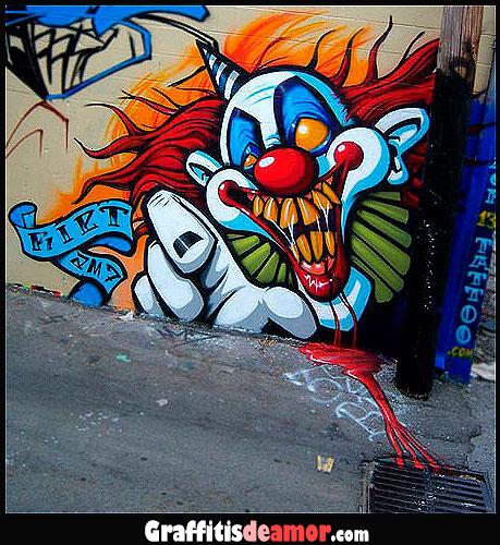 Im genes de graffitis arte con graffiti - Graffitis en paredes ...