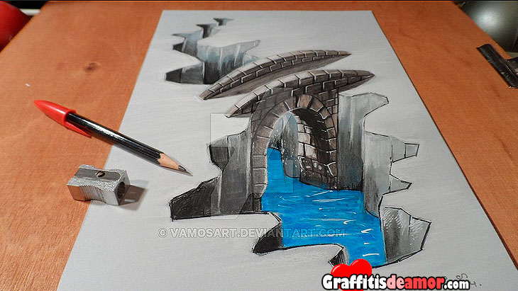 20 Imágenes De Graffitis En 3d Arte Con Graffiti