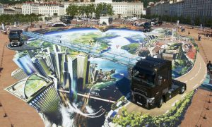 20 imágenes de graffitis en 3D